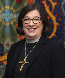 Bishop Elizabeth Eaton